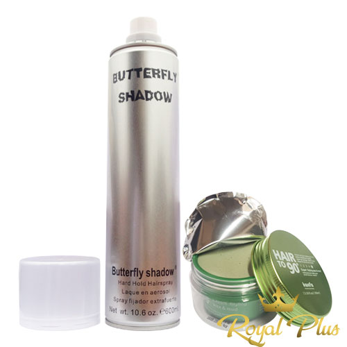 butterfly600ml-kanfa-hair-to-90-xanh-la