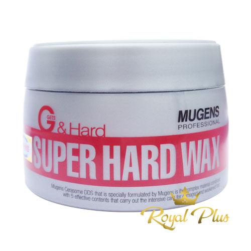 Sáp vuốt tóc Gets Mugens Hard Wax