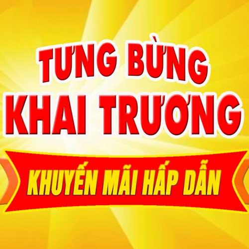 Tưng Bừng Khai Trương Cửa Hàng ở Hà Nội